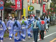秋祭り 赤塚縁日