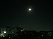 冬の満月の夜