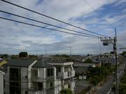 台風の次の朝
