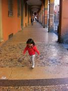 ボローニャの回廊