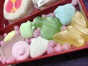 京都のお干菓子