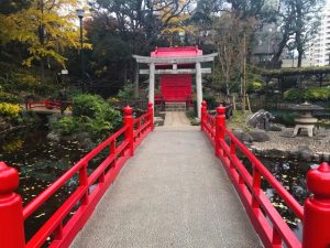 冥界へつづくこの橋神渡し