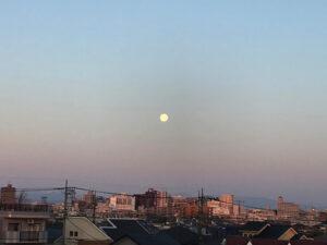 クラインの壷の入り口春満月